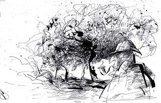 Holmes arbre