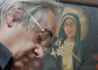 Cagnat et la vierge