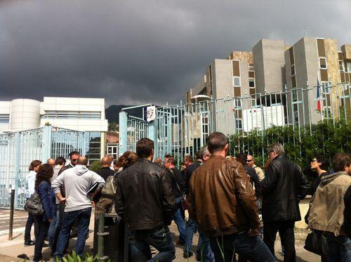 Préfecture de Bastia-15 avril 2014- DR