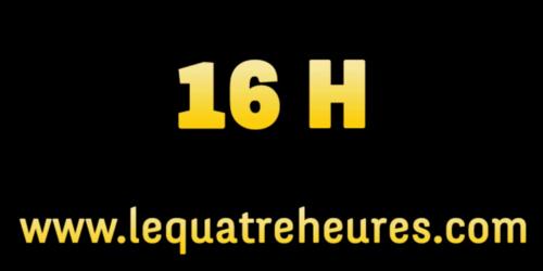 16heures